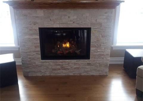 gas fireplace installation services